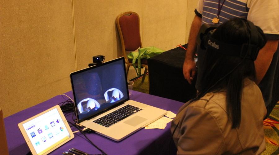 The Oculus Rift V2