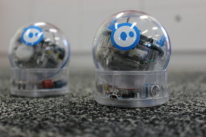 Decoding Secret Messages with the Sphero SPRK+ Coding Robot Ball