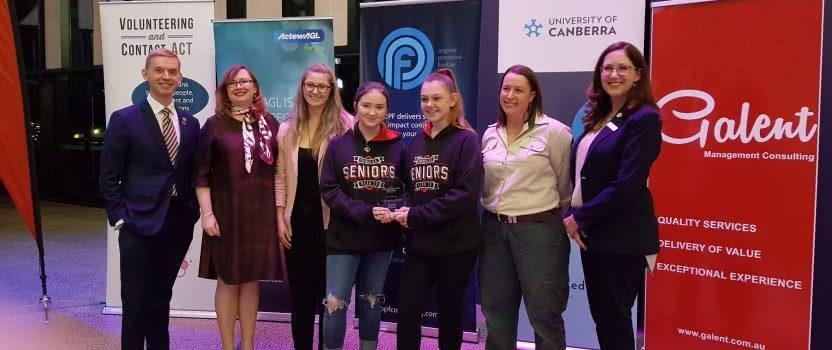 2019 ACT Volunteering Awards