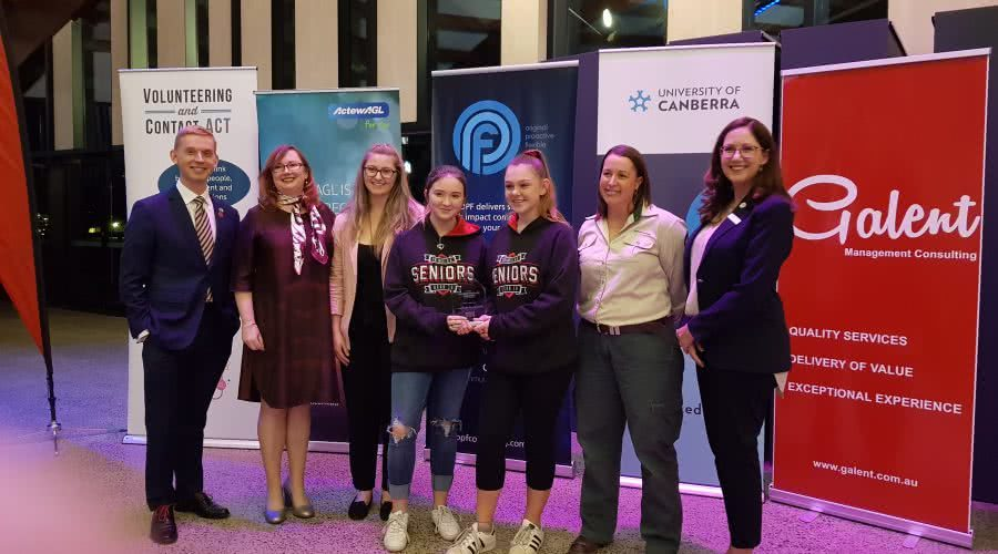 2019 ACT Volunteering Awards