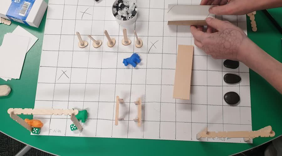 Game Design Unplugged – Creating a Tabletop Game