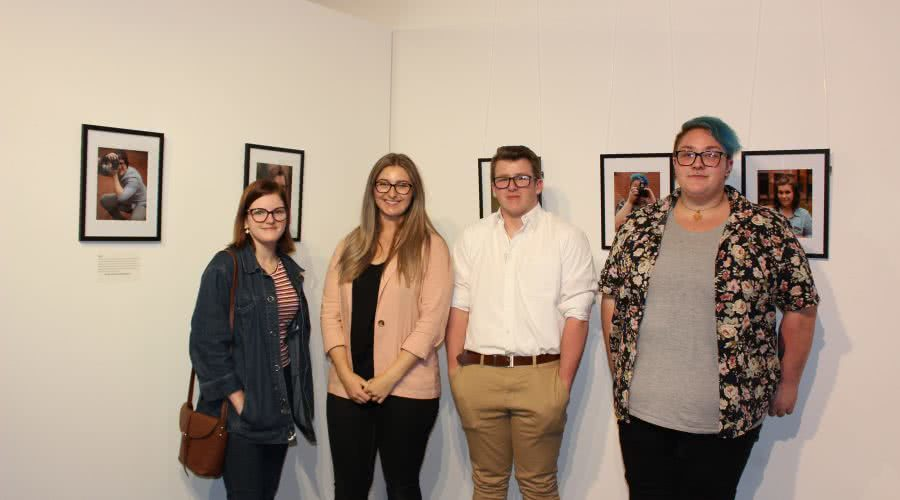 Humans of Tuggeranong Exhibition Launch